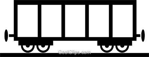 train Royalty Free Vector Clip Art illustration vc047438