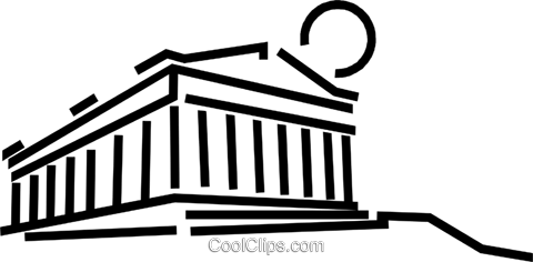 parthenon royalty free vector clip art illustration vc048907 rh search coolclips com  parthenon clipart free