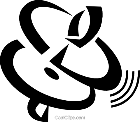 cymbals royalty free vector clip art illustration