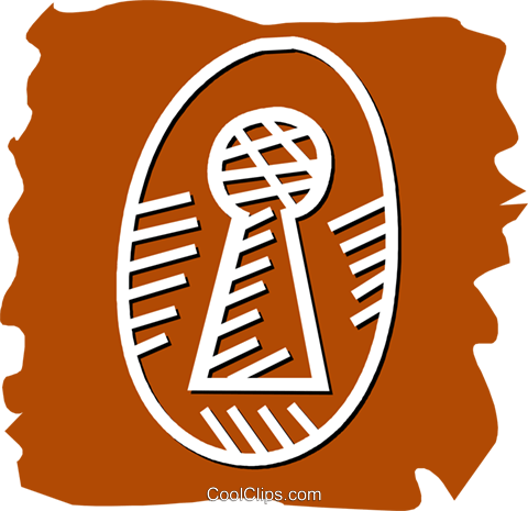 keyhole Royalty Free Vector Clip Art illustration vc055246