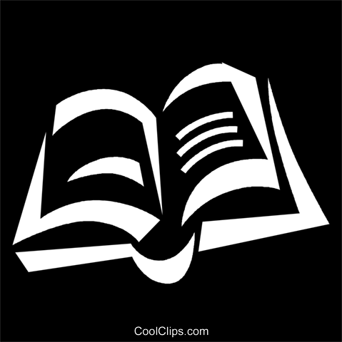 Books Royalty Free Vector Clip Art illustration vc056882