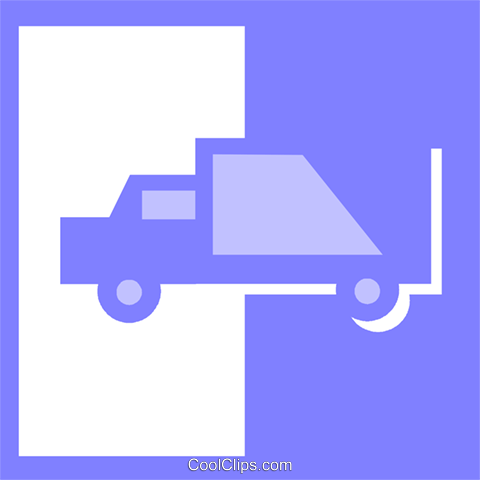 truck Royalty Free Vector Clip Art illustration vc057195