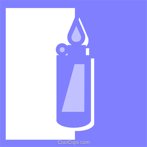 lighter Royalty Free Vector Clip Art illustration vc057328
