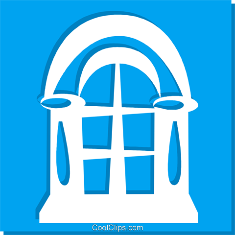 Windows Vektor Clipart Bild vc057573