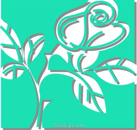 plants Royalty Free Vector Clip Art illustration vc059881