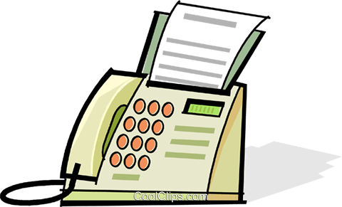 office phone fax machine royalty free vector clip art illustration rh search coolclips com fax machine clipart