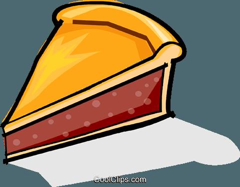 Stück Kuchen Vektor Clipart Bild Vc061769 Coolclips Com