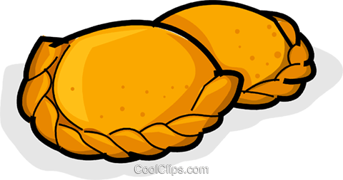 pastries Royalty Free Vector Clip Art illustration vc061840