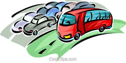 Roadways Royalty Free Vector Clip Art illustration vc062671
