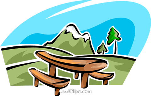 Mountains Royalty Free Vector Clip Art illustration vc062723