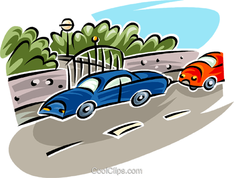 automobiles Royalty Free Vector Clip Art illustration vc063135