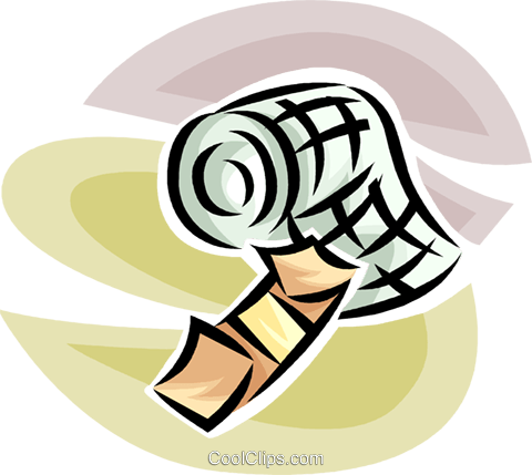 bandages Royalty Free Vector Clip Art illustration vc063223