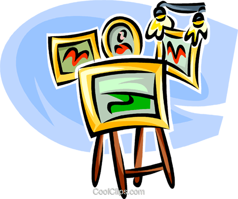 artwork Royalty Free Vector Clip Art illustration vc063453
