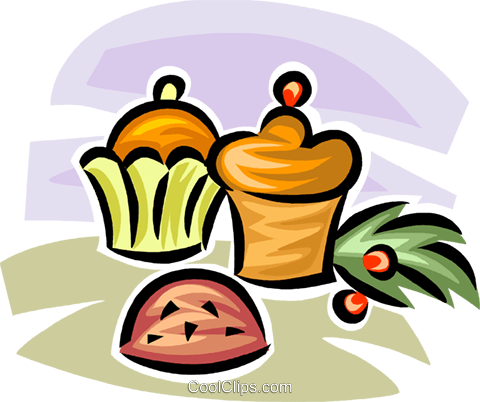Christmas baking Royalty Free Vector Clip Art illustration vc063567