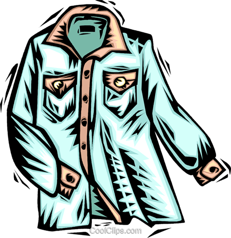 Clothes Groups Royalty Free Vector Clip Art illustration vc064049