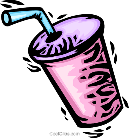 Soda and Softdrinks Royalty Free Vector Clip Art illustration vc064080