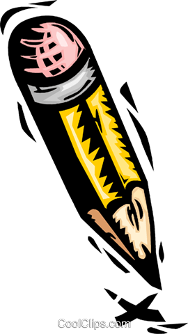 Pencils Royalty Free Vector Clip Art illustration vc064143