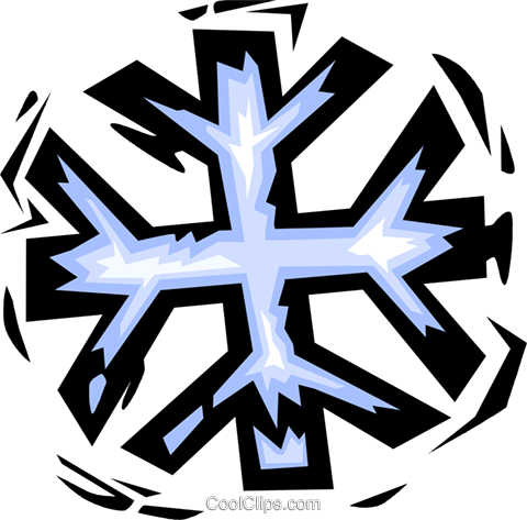 snow Royalty Free Vector Clip Art illustration vc064178