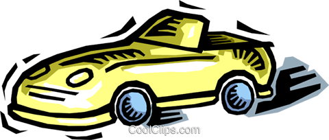 automobile Royalty Free Vector Clip Art illustration vc064465