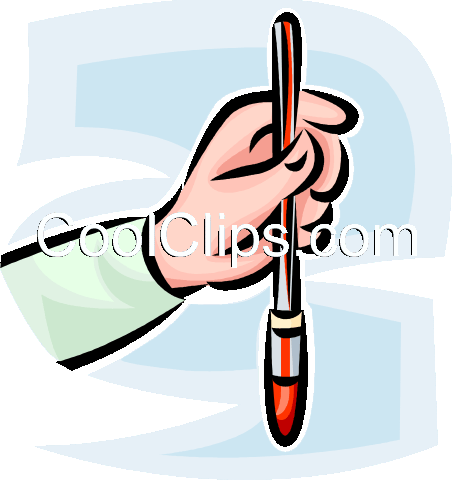 blood sample Royalty Free Vector Clip Art illustration vc065292