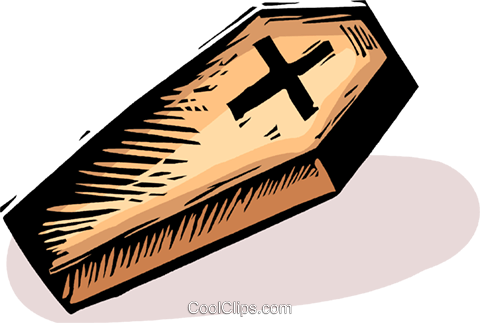 coffin royalty free vector clip art illustration vc066396 coolclips com rh search coolclips com coffin clipart minus halloween coffin image clipart