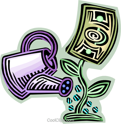 Financial Concepts Royalty Free Vector Clip Art illustration vc068161