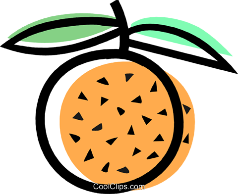 Peaches Royalty Free Vector Clip Art illustration vc068665