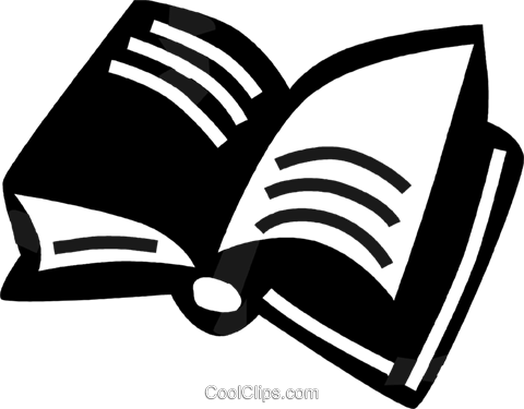 Books Royalty Free Vector Clip Art illustration vc069959