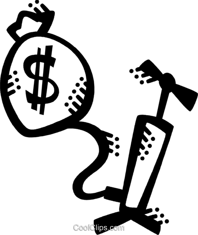 Financial Concepts Vektor Clipart Bild vc071605