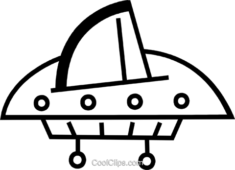 Ufo Royalty Free Vector Clip Art Illustration Vc074236 Coolclips Com