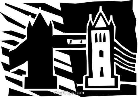 Structures Royalty Free Vector Clip Art illustration vc077002