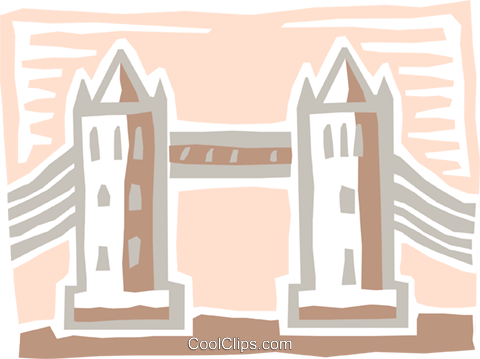 Structures Royalty Free Vector Clip Art illustration vc077003