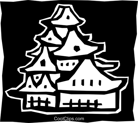 Structures Royalty Free Vector Clip Art illustration vc077021