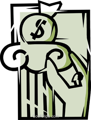 Financial Concepts Royalty Free Vector Clip Art illustration vc077194