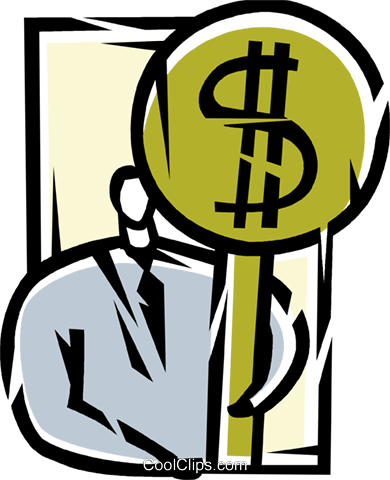 Financial Concepts Royalty Free Vector Clip Art illustration vc077228