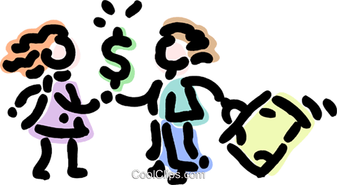 Financial Concepts Royalty Free Vector Clip Art illustration vc077472
