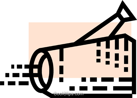 Video Cameras Royalty Free Vector Clip Art illustration vc077622