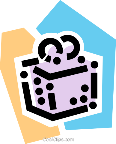 Birthday Presents Gifts Royalty Free Vector Clip Art illustration vc077760