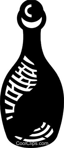 Wine Royalty Free Vector Clip Art illustration vc077941