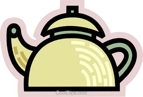 Kettles Royalty Free Vector Clip Art illustration vc078012