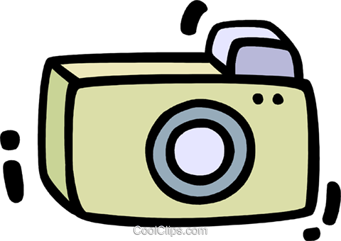 Cameras Royalty Free Vector Clip Art illustration vc078265