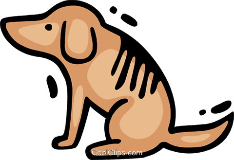 Misc Dogs Royalty Free Vector Clip Art illustration vc078270