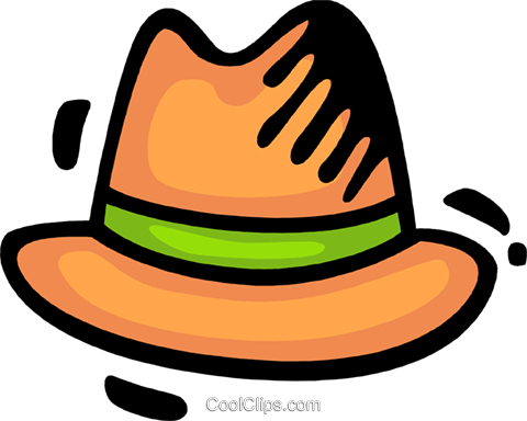 Hats Royalty Free Vector Clip Art illustration vc078278