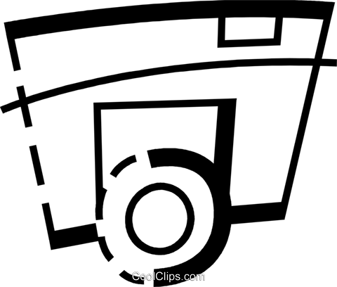 Cameras Royalty Free Vector Clip Art illustration vc078359
