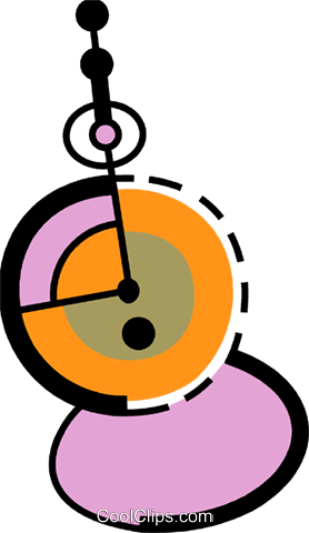 Pocket watches Royalty Free Vector Clip Art illustration vc078397