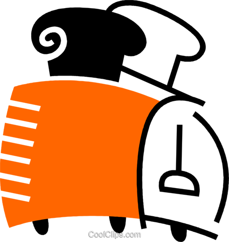 Toasters Royalty Free Vector Clip Art illustration vc078460