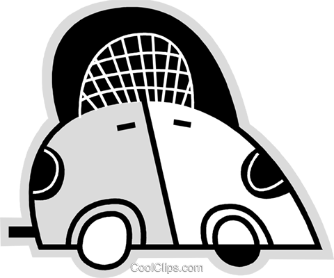 Family Cars Royalty Free Vector Clip Art illustration vc078600
