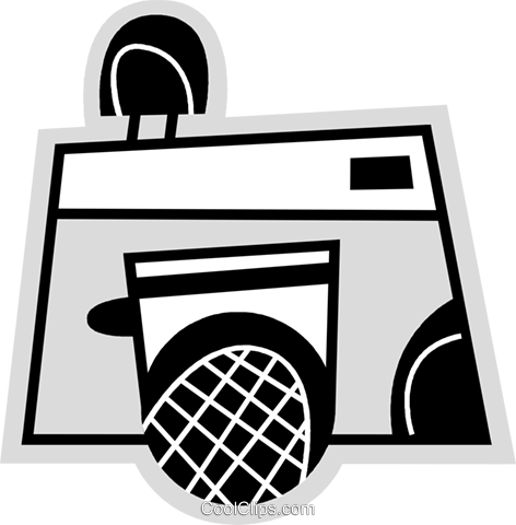 Cameras Royalty Free Vector Clip Art illustration vc078624