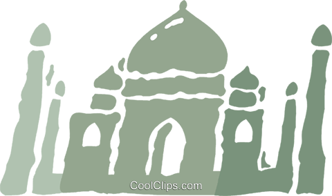 International Buildings Royalty Free Vector Clip Art illustration vc078905