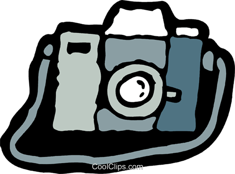Cameras Royalty Free Vector Clip Art illustration vc078918